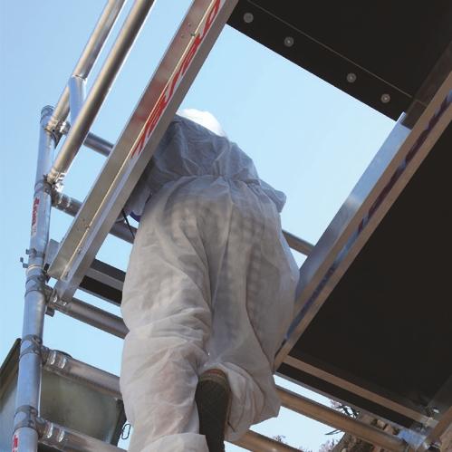 Rusztowanie faraone top system 135x245 cm